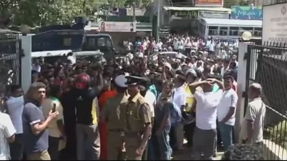 Sri Lanka declares state of emergency after clash between Buddhists and Muslims