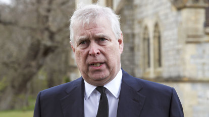 Prince Andrew hires Armie Hammer's lawyer to contest 'baseless, non-viable' US lawsuit