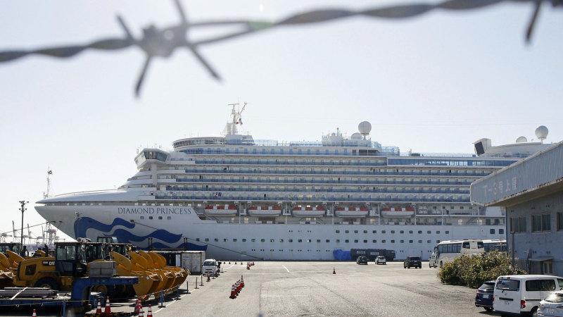 'Petri dish trip': Twenty Australians yet to sign up for coronavirus cruise ship evacuation