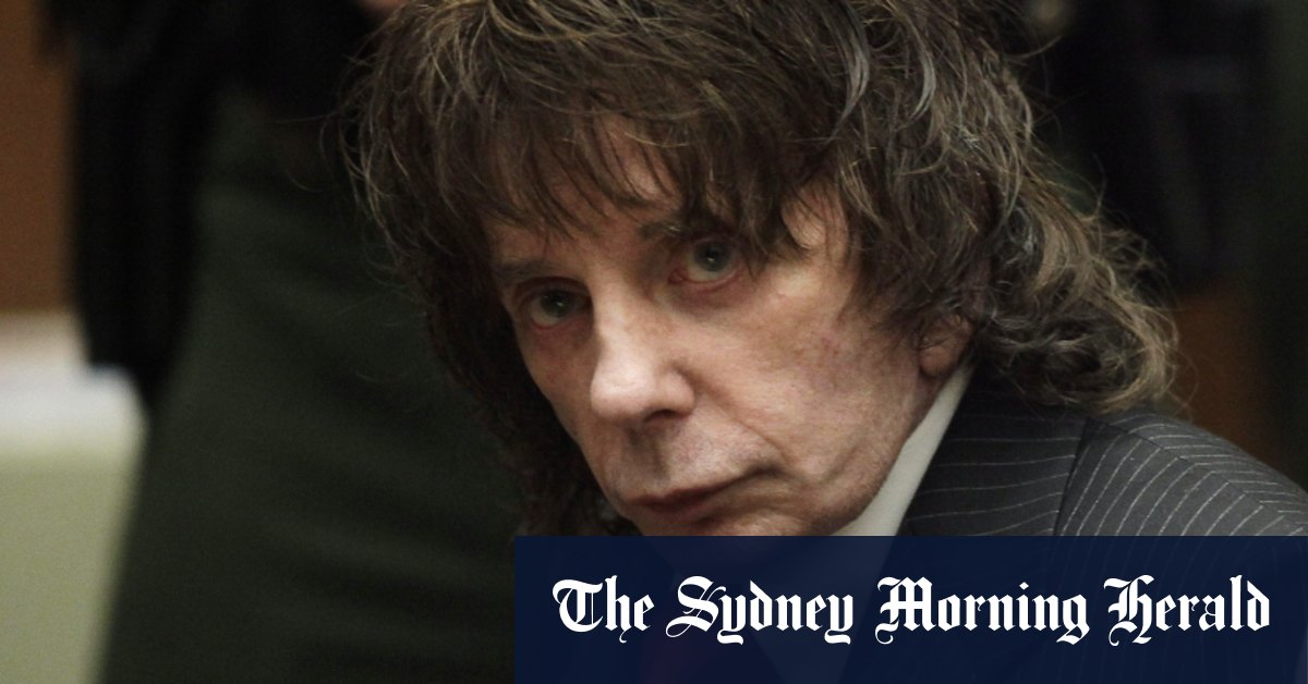 Phil Spector music producer and convicted killer dies after contracting COVID-19 – Sydney Morning Herald