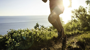 If you're sedentary or haven't run before, start with a walking program.