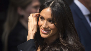 American actress Meghan Markle and Prince Harry are due to wed on May 19.