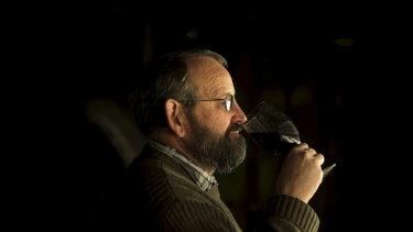 Chris Pfeiffer of Pfeiffer Wines in Rutherglen.