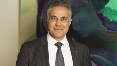 Ahmed Fahour-run Latitude Financial Group has aspirations to to be trading on the ASX by the end of the first half.
