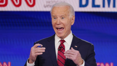 Joe Biden has come under scrutiny for making misleading claims on the campaign trail.