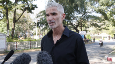 """We feel as though football hasn't done enough"": Former Socceroo Craig Foster."