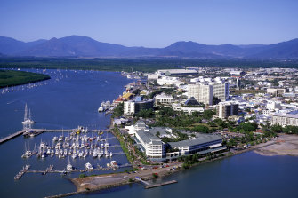 Cairns businesses say they are concerned about the new case of COVID-19 in the area.