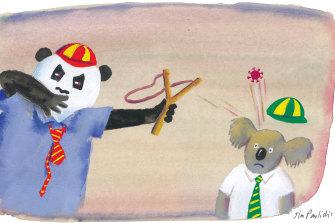 Illustration: Jim Pavlidis