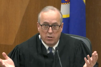 Hennepin County Judge PeterCahill.