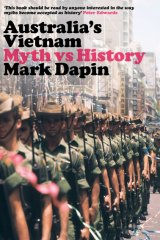 Mark Dapin's book examines some of the myths surrounding the treatment of returned servicemen.