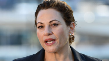 "Queensland Deputy Premier Jackie Trad described Senator Anning's comments as ""disgraceful and divisive""."