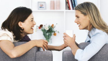 Rambling on: Don't spoil the simple joy of a friendly conversation.