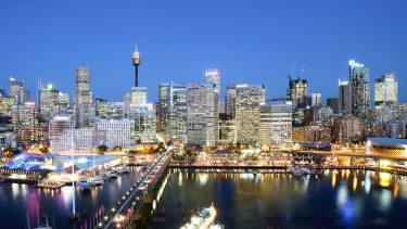 Sydney city office market is at a 10-year low for vacancy levels.