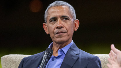 'It's splintering us': Obama says technology is dividing society