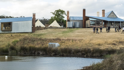 Whittling the weekend away: the island boot camp where young architects learn old tricks
