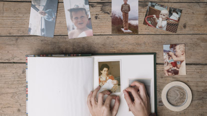 Are photo albums back in the frame?
