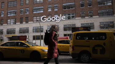 Google's parent company Alphabet is the latest to join the $US1 trillion club.