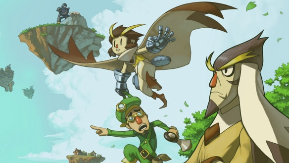 Owlboy review: heartfelt adventure is a real hoot