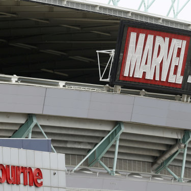 Crucial asset: The AFL-owned Marvel Stadium.