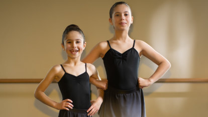 'Until the number 10 excited!': Tiny dancers prepare for ballet return