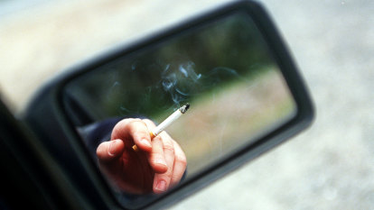 LNP pledge to crackdown on reckless cigarette tossing in Queensland