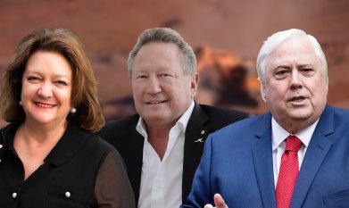 What crisis? Red dirt billionaires still rule the rich list