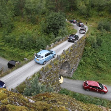 Norway has been a quiet achiever on electric vehicles, selling the most new cars per capita of anywhere in the world.