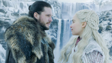 Jon and Daenerys had a fatal meeting in Monday's finale.