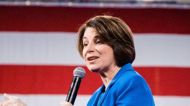 Senator Amy Klobuchar, a former Democratic presidential candidate, is playing a key role in regulating Big Tech.