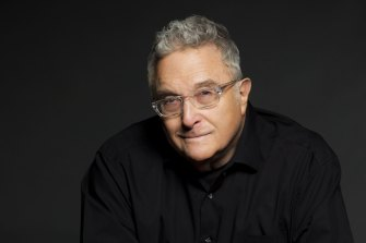 Randy Newman:  'I'm interested in saying something different.'