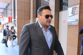 George Alex allegedly led the fraud syndicate.