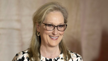 Actress Meryl Streep will co-chair the 2020 Met Gala with Anna Wintour.