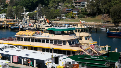 Controversial ferry changes canned after community backlash
