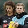 'Price we had to pay': Struggling Magpies ramp up focus on skills