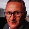 Greens leader Richard Di Natale quits leadership, will leave Senate