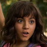 Dora (Isabela Moner) and her famous backpack.