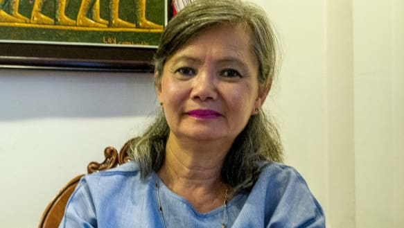 'Democracy is dead in Cambodia': deputy opposition leader speaks out