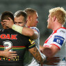 NRL players will agree to 75 per cent pay cut but want answers on missing millions