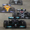 F1 to hold new points-scoring sprint session at three races