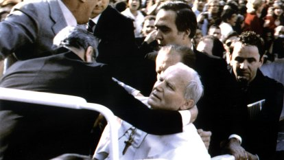 From the Archives, 1981: Pope survives assassination attempt