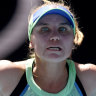 'I've always dreamed about this': Kenin living her tennis hopes