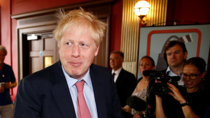 Boris Johnson faces 100 frenzied days as PM, if rebel Tories don't knife him first