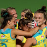 Hockeyroos qualify for Olympics after 5-0 win over Russia