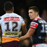 Pangai and Radley set to reprise running battle in Panthers-Roosters clash