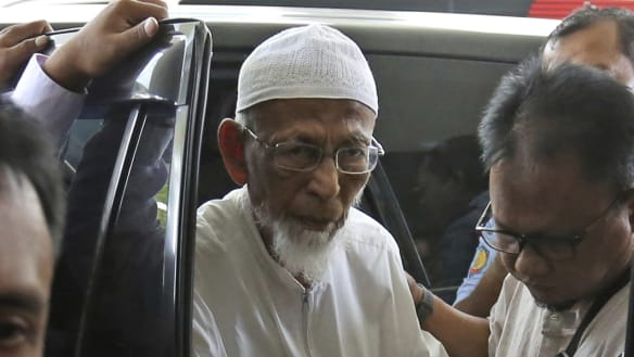 Bali bombing survivors furious at early release of radical cleric