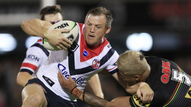 Brett Morris has been one of the form wingers in the NRL.