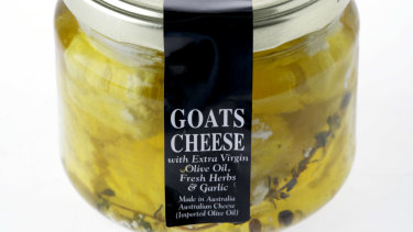Meredith Goats Cheese is at the middle of a stoush between its maker and retailers.