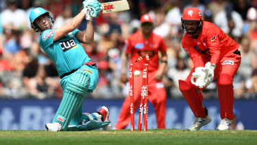TV ratings and crowd numbers are down for this season's Big Bash League.