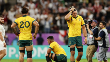 The Wallabies failed to live up to expectations at the 2019 World Cup.