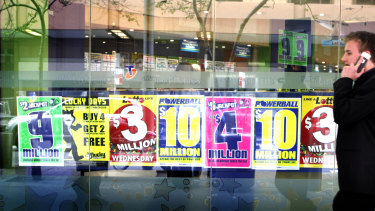 Up to 1200 news and lotto outlets will partner up with an online lottery disrupter.
